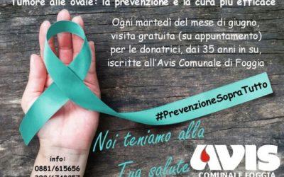 Prevenzione tumore alle ovaie