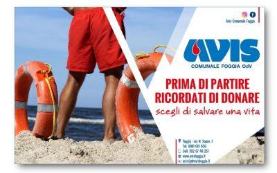 Allarme Avis Foggia: donazioni ai minimi storici